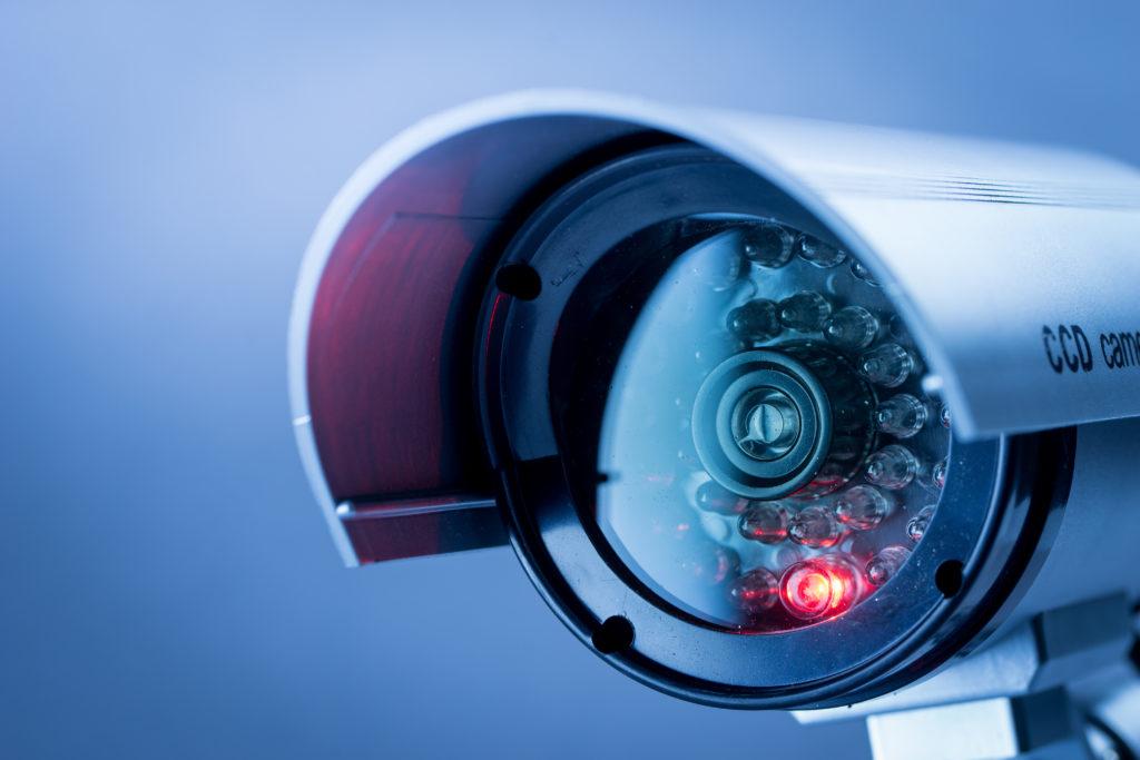 Kamery CCTV Monitoring Rejestrator